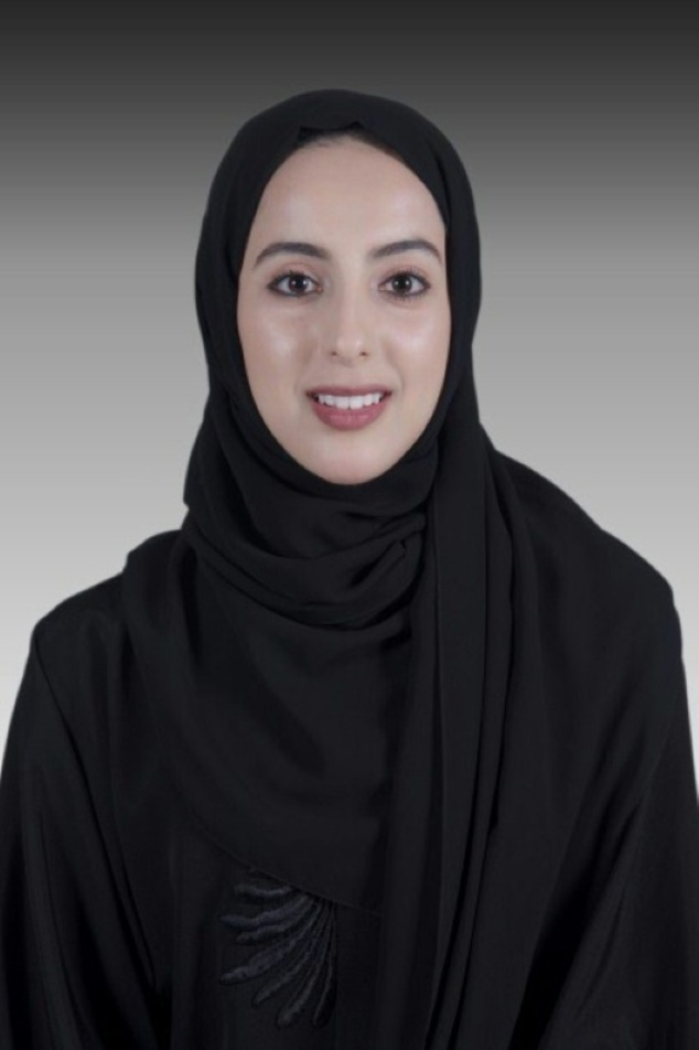 Shamma al-Mazroui, 22, who was appointed as the United Arab Emirates' new minister for youth