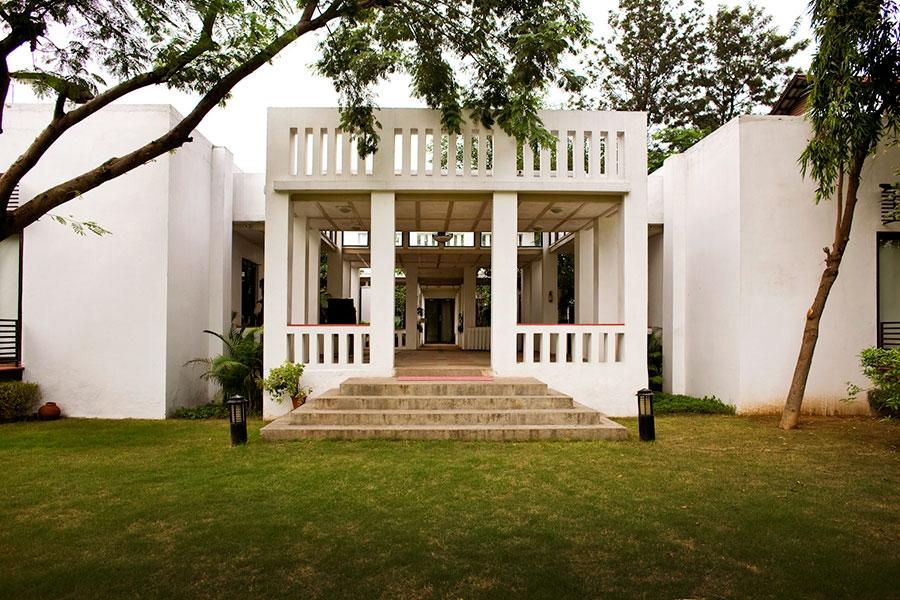 The Lemon Tree resort in Manesar, Haryana2