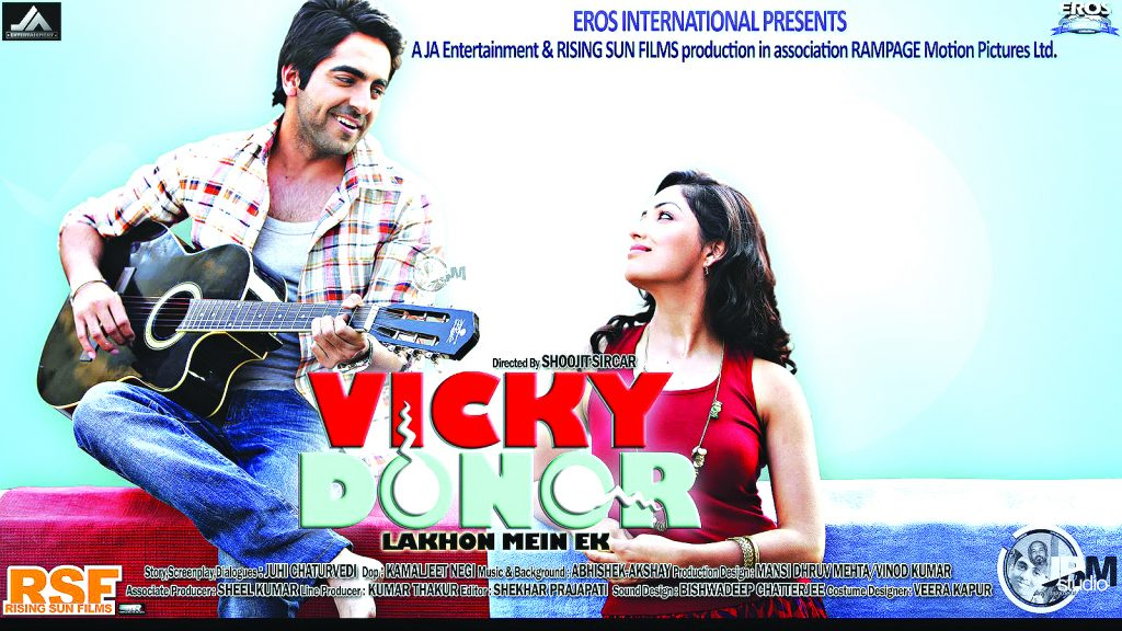 Vicky-Donor-Review