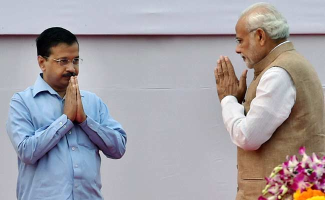 Arvind Kejriwal asks CIC tot reveal PM Modi's education details