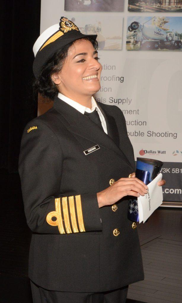 Capt Anita Huberman