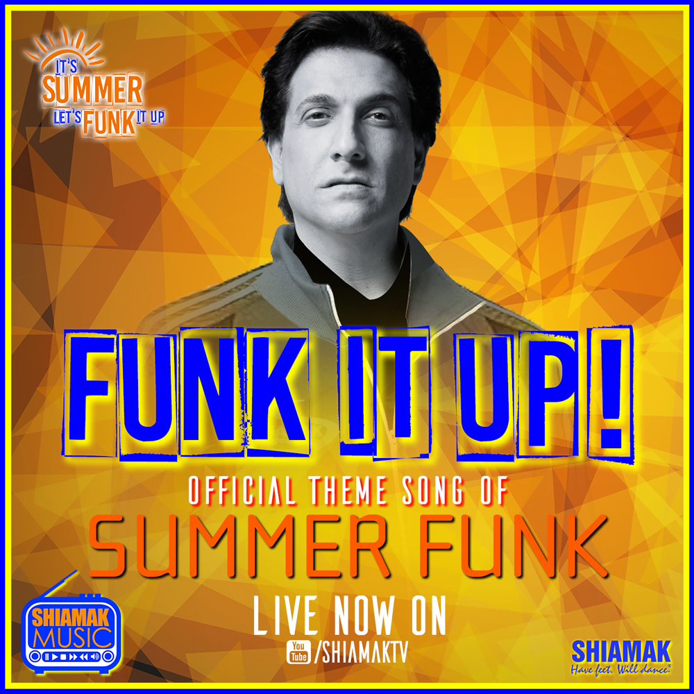 Shiamak - Funk It Up.