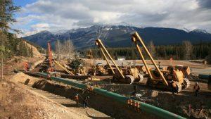 trans mountain pipeline