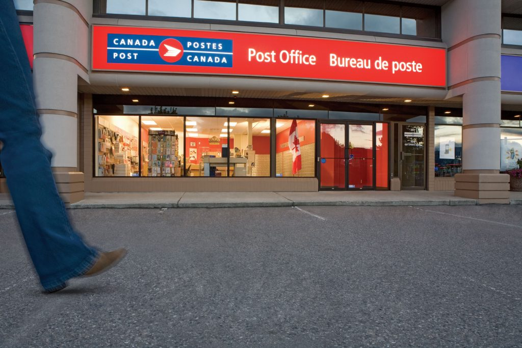 Photo: canadapost.ca