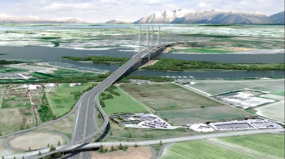 Tunnel replacement Bridge