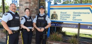 CRU officers (Cloverdale district)