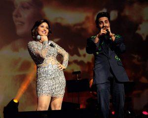 Sunidhi & Ayushmann