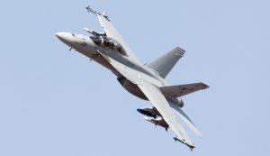 Aero India 2007 Air show and VIP Flights, F/A-18F Super Hornet MSF07-1693-### 2/4/2007