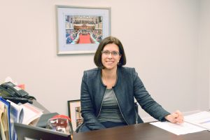 Stephanie Cadieux, Minister for Children & Family Development, and MLA for Surrey Cloverdale. Photo: Ray Hudson