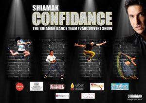 Confidance-poster with logos