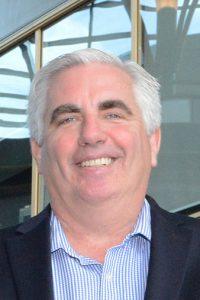 Stephen Dooley, Executive Director of SFU Surrey.