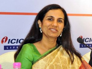 ICICI Bank's chief Chanda Kochhar