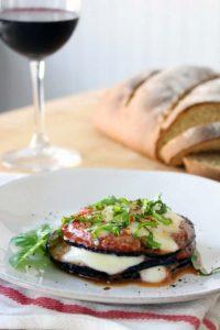 eggplant-parmigianino