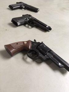 imitation firearms