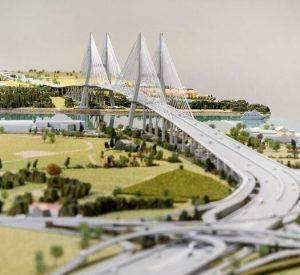 Massey bridge graphic