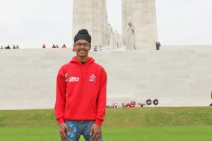 05_03_17 Abhay at Vimy