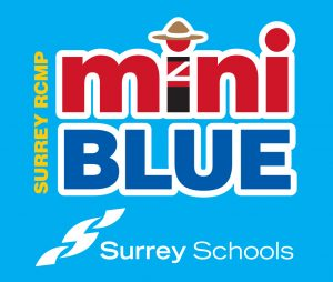 Mini Blue logo