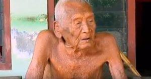 Oldest human