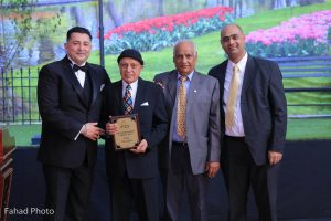 PICS Honorary Citizen Award