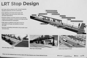 LRT Stop design_BW