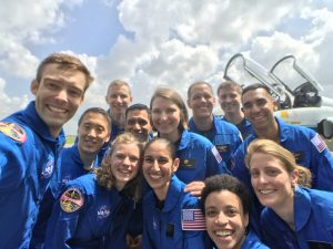 The astronaut class of 2017