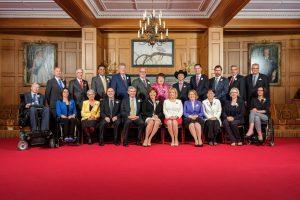 new executive council