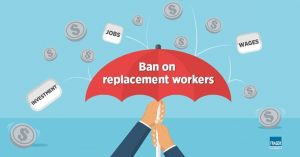 Banning BC workers
