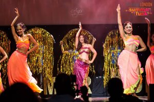 01 Anushka Arora - performance from the host of the evening