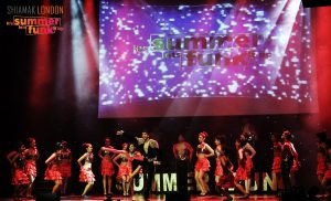 10 London Dance Team performing a medley of latest Bollywood Hits