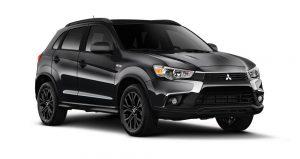 2017 Mitsubishi RVR Black edition