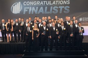 27 finalists for EY Entrepreneur Of The Year.