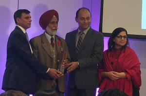 Dhahan Prize Winner