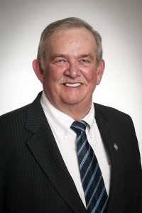 Mayor Derek Corrigan