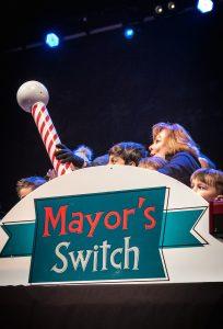 Surrey Tree Lighting 2017 Mayor's Switch