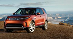 2018 LANDROVER DISCOVERY
