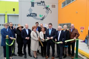 Surrey Biofuel Facility Official Opening