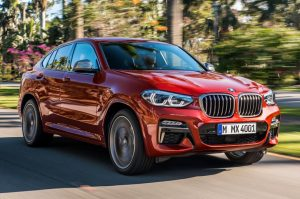 2018 BMW X4 PIC 1