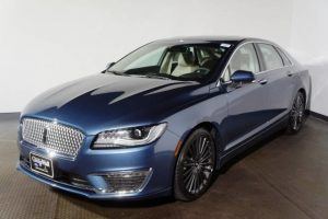 2018 Lincoln MKZ Hybrid Reserve PIC1