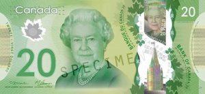 authentic $20 bill