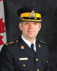Assistant Commissioner Dwayne McDonald