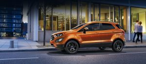 2018 Ford Ecosport pic 1