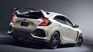 2018 Honda Type R pic 1